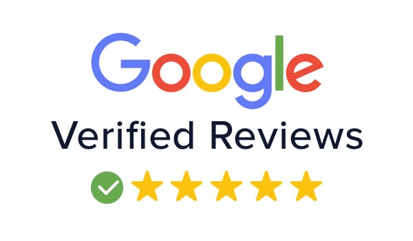 Google - verified reviews